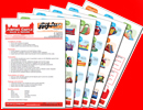 Jumping Castles Sales brochure