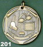 201 swimming medal