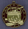 234 potjie competition medal