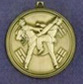 Tae Kwon-do sparring medal