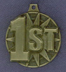 510 1st place medal